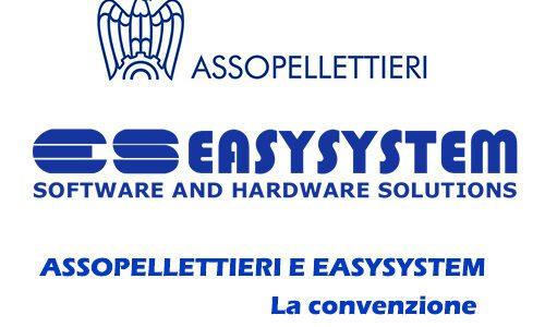 Assopellettieri e Easysystem: un importante convenzione